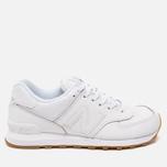 Мужские кроссовки New Balance NB574BAA White фото- 0
