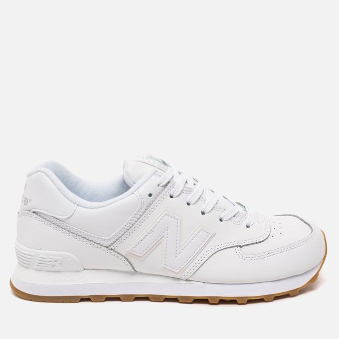 Мужские кроссовки New Balance NB574BAA White