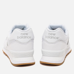 Мужские кроссовки New Balance NB574BAA White фото- 3