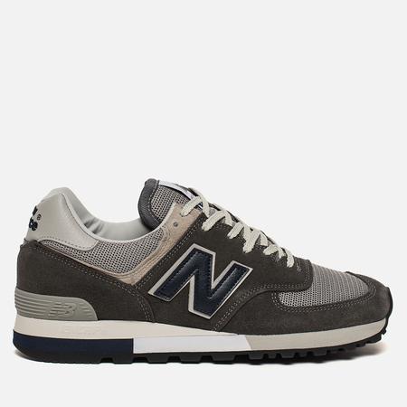 Мужские кроссовки New Balance OM576OGG Grey/Navy
