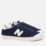 Мужские кроссовки New Balance ProcCourt Canvas Navy/White фото- 1