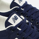 Мужские кроссовки New Balance ProcCourt Canvas Navy/White фото- 5