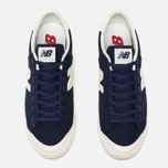 Мужские кроссовки New Balance ProcCourt Canvas Navy/White фото- 4