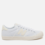 Мужские кроссовки New Balance ProcCourt Canvas White/Beige фото- 0