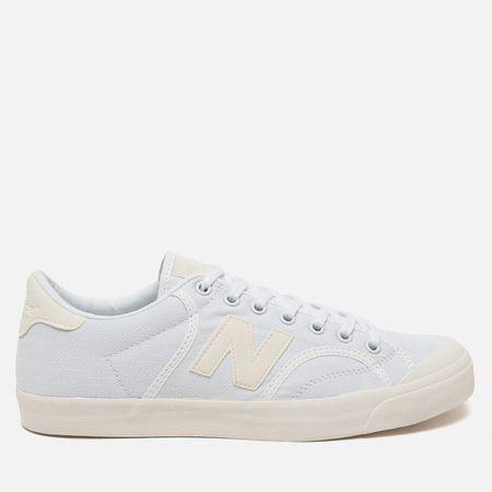 Мужские кроссовки New Balance ProcCourt Canvas White/Beige