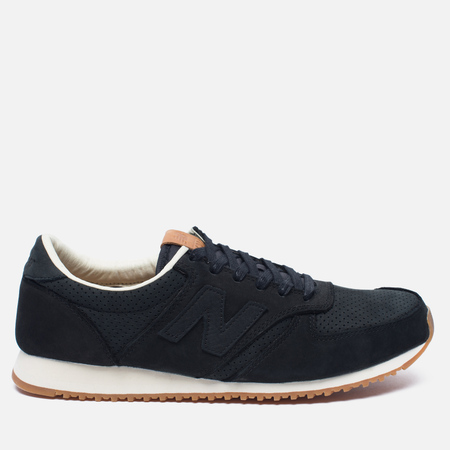 Мужские кроссовки New Balance U420NKT Nubuck Dark Grey