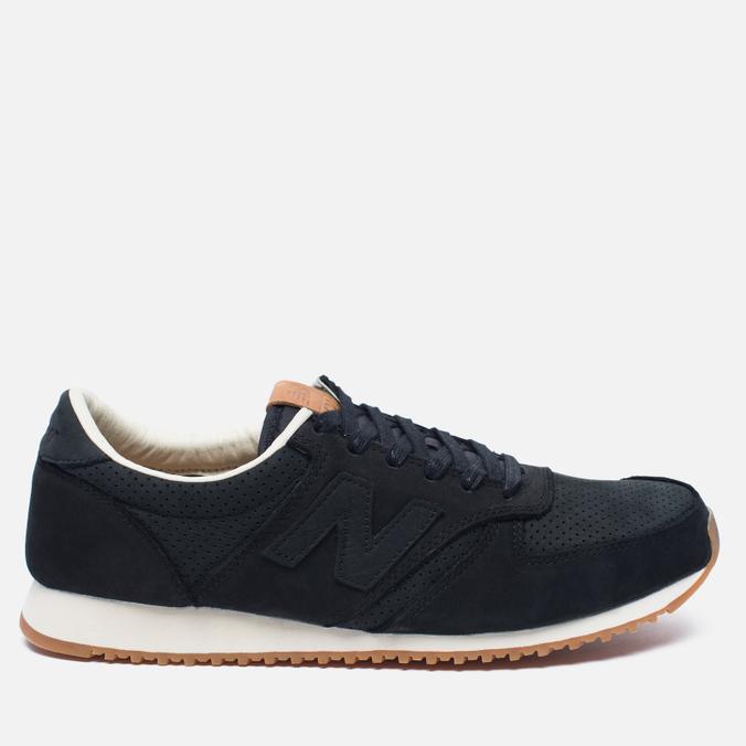 Мужские кроссовки New Balance U420NKT Nubuck Dark Grey