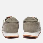 Мужские кроссовки New Balance U420NOT Nubuck Olive фото- 3