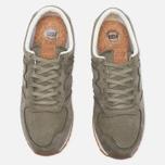 Мужские кроссовки New Balance U420NOT Nubuck Olive фото- 4