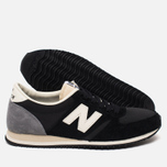 Кроссовки New Balance U420RKG Black/Grey фото- 2