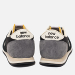 Кроссовки New Balance U420RKG Black/Grey фото- 3