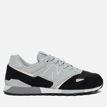 Мужские кроссовки New Balance U446KBW Black/White