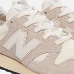 Мужские кроссовки New Balance U520AC Suede Beige фото- 5