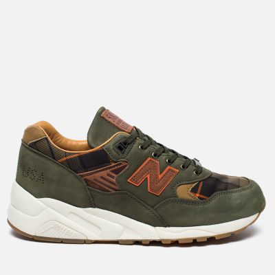 New Balance x Ball & Buck M585BB Sporting Gentleman Olive