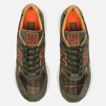 Мужские кроссовки New Balance x Ball & Buck M585BB Sporting Gentleman Olive фото- 4