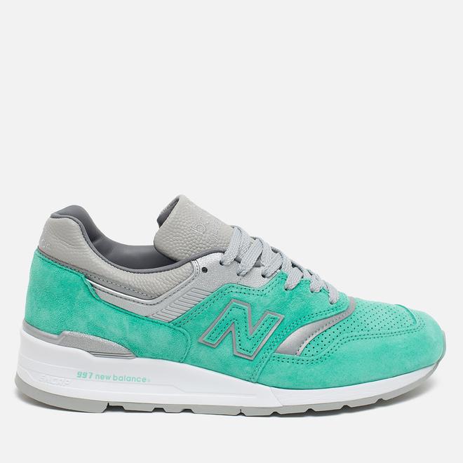 Мужские кроссовки New Balance x Concepts M997NSY New York Turquoise
