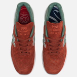 Мужские кроссовки New Balance x Concepts M998BMG Boston Red/Green фото- 4