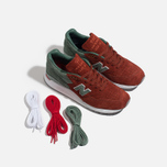 Мужские кроссовки New Balance x Concepts M998BMG Boston Red/Green фото- 6