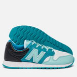 Мужские кроссовки New Balance x Hanon U520HNF Fishermans Blues фото- 1
