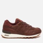 Мужские кроссовки New Balance x Horween Leather Co M1300 Explorer Brown фото- 0
