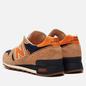 Мужские кроссовки New Balance x Levi's M1300LV Orange/Blue/Tan фото - 2