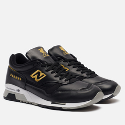 Мужские кроссовки New Balance x Liverpool FC M1500LFC Black/Gold