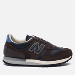 Мужские кроссовки New Balance x Norse Projects M770NP Lucem Hafnia Pack Brown/Navy фото- 0