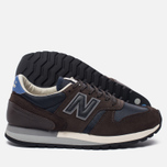 Мужские кроссовки New Balance x Norse Projects M770NP Lucem Hafnia Pack Brown/Navy фото- 1