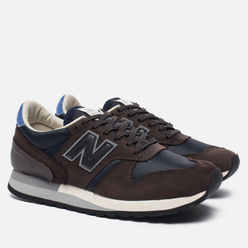 Мужские кроссовки New Balance x Norse Projects M770NP Lucem Hafnia Pack Brown/Navy