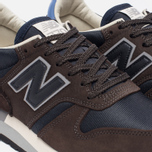 Мужские кроссовки New Balance x Norse Projects M770NP Lucem Hafnia Pack Brown/Navy фото- 3