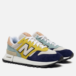 Мужские кроссовки New Balance Tokyo Design Studio RC1300 Blue/Yellow/Navy/White
