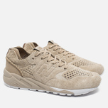 Мужские кроссовки New Balance x Wings + Horns MRT580DI Deconstructed White фото- 1