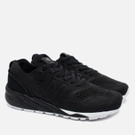 Мужские кроссовки New Balance x Wings + Horns MRT580DW Deconstructed Black фото- 1