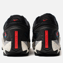 Мужские кроссовки Nike ACG Air Skarn Black/Habanero Red/Imperial Blue фото- 2