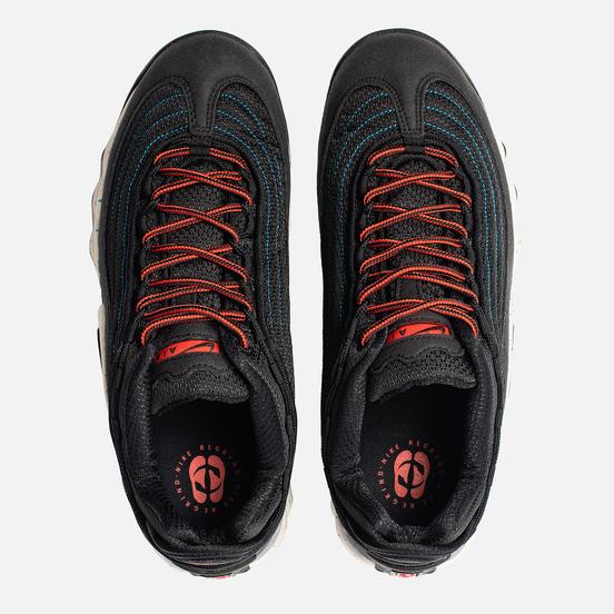 Мужские кроссовки Nike ACG Air Skarn Black/Habanero Red/Imperial Blue