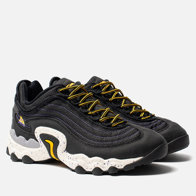 Мужские кроссовки Nike ACG Air Skarn Black/University Gold/Psychic Purple