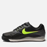 Мужские кроссовки Nike ACG Air Wildwood Black/Electric Green/Hyper Violet фото- 2