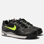 Мужские кроссовки Nike ACG Air Wildwood Black/Electric Green/Hyper Violet фото- 1
