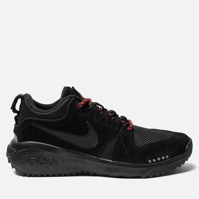 Мужские кроссовки Nike ACG Dog Mountain Black/Oil Grey/Thunder Grey/Geode Teal
