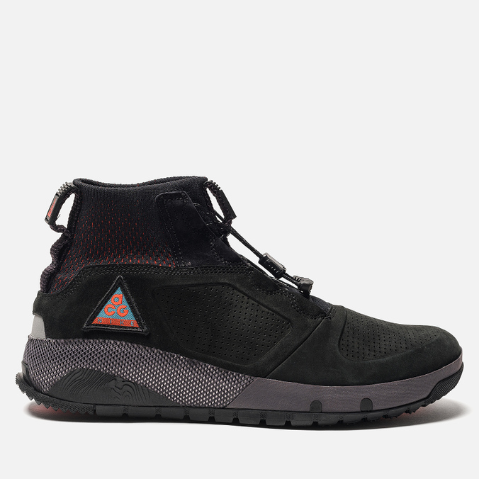 Мужские кроссовки Nike ACG Ruckel Ridge Black/Black/Geode Teal/Habanero Red
