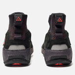 Мужские кроссовки Nike ACG Ruckel Ridge Black/Black/Geode Teal/Habanero Red фото- 3
