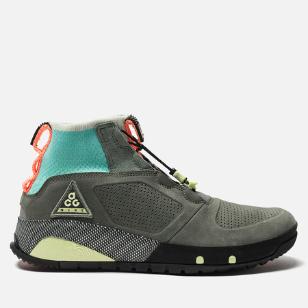 Мужские кроссовки Nike ACG Ruckel Ridge Multicolor/Clay Green/Black/Barely Volt
