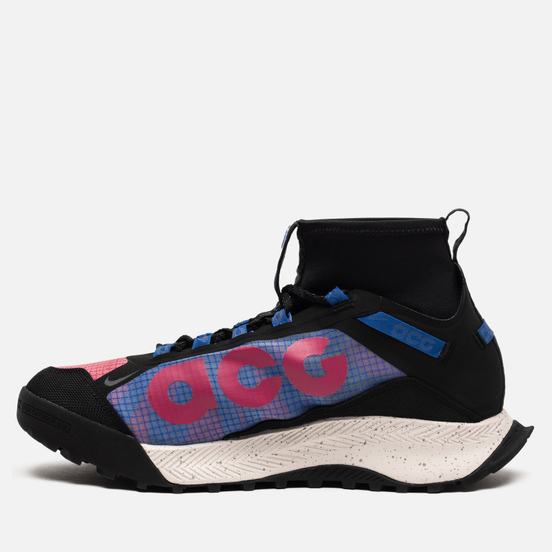 Мужские кроссовки Nike ACG Zoom Terra Zaherra Rush Pink/Racer Blue/Black