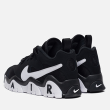 Мужские кроссовки Nike Air Barrage Low Black/White/White фото- 2