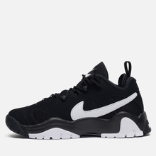 Мужские кроссовки Nike Air Barrage Low Black/White/White фото- 5