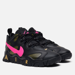 Мужские кроссовки Nike Air Barrage Low QS Super Bowl LIV Black/Pink Blast/Infinite Gold