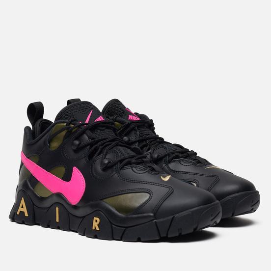 Мужские кроссовки Nike Air Barrage Low QS Super Bowl LIV Black/Pink Blast/Infinite Gold