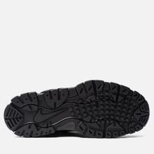 Мужские кроссовки Nike Air Barrage Mid Black/Black/Black фото- 4
