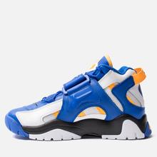 Мужские кроссовки Nike Air Barrage Mid White/Laser Orange/Racer Blue/Black фото- 5
