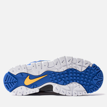 Мужские кроссовки Nike Air Barrage Mid White/Laser Orange/Racer Blue/Black фото- 4